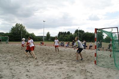 Fussball C-Jugend Turnier der Sportfreunde Hüttersdorf