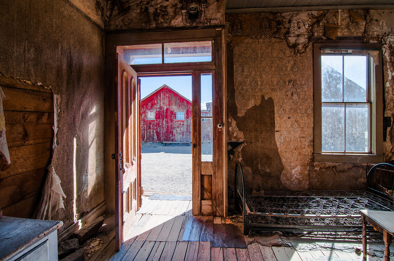 Bodie Red House