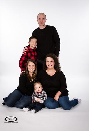 Sam, Em and John Family 171113