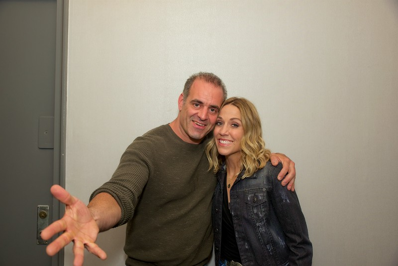 Sheryl Crow Meet and Greet