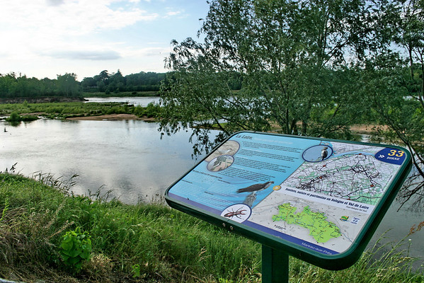 La Loire autour de Meung