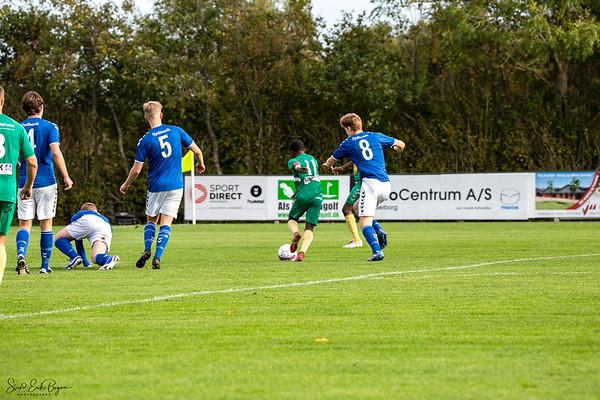 Egen UI vs Haderslev FK 19.10.2019
