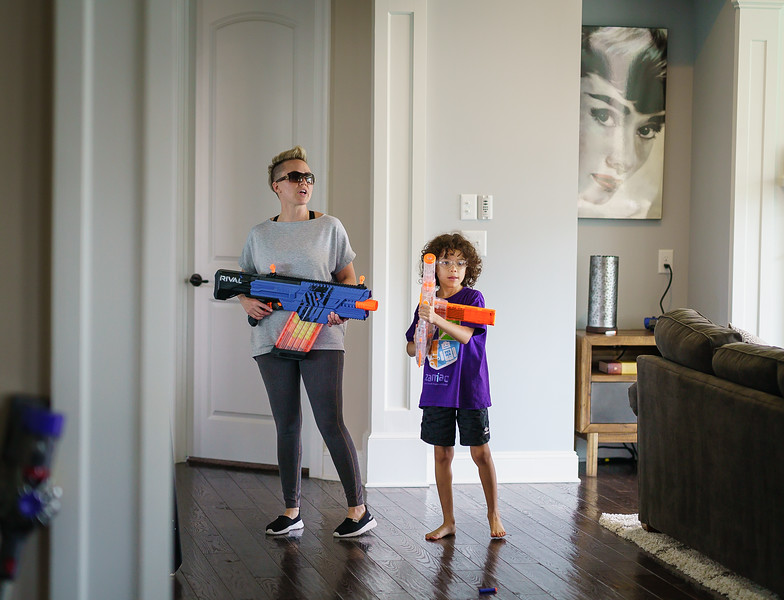 2018-09-02 London 1st Day of School - Nerf Battle-3092.jpg
