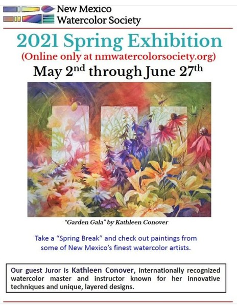 2021-05 ABQ Spring Exhibition