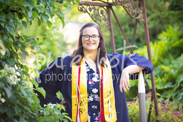 Julia Cap and Gown