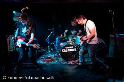 Captain Casanova 01/03 2014