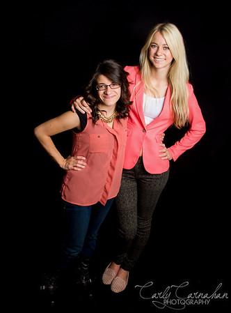 Hailey & Natasha