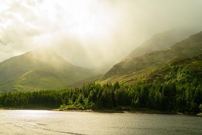 Scottish Highlands Scenery