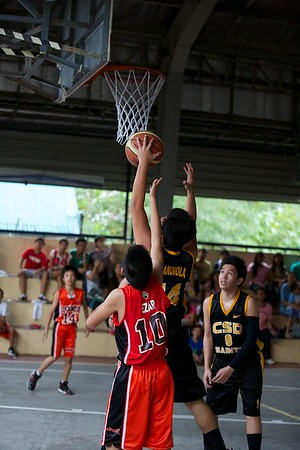 High School Basketball 2012 SFAMSC vs CSD