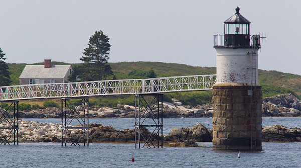 Ram Island Lighthouse, ME