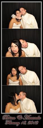 Brian & Amanda