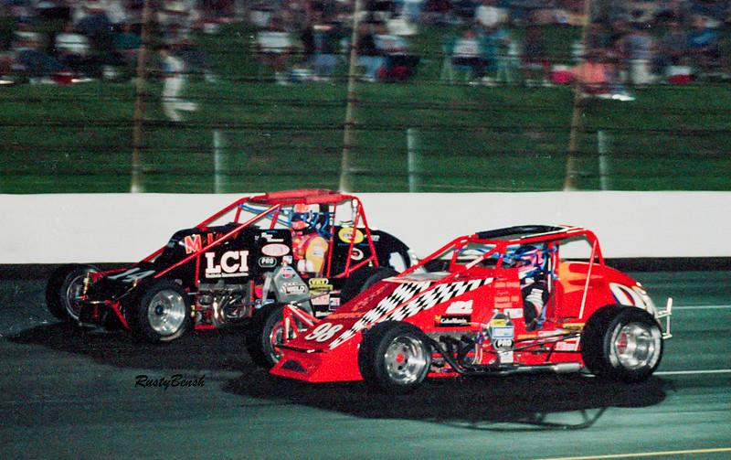 Night Before 500: May 1998