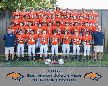 Southwest Jr. High Football