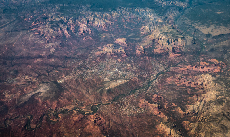 May 21 - Sedona, Arizona from 30,000 feet.jpg