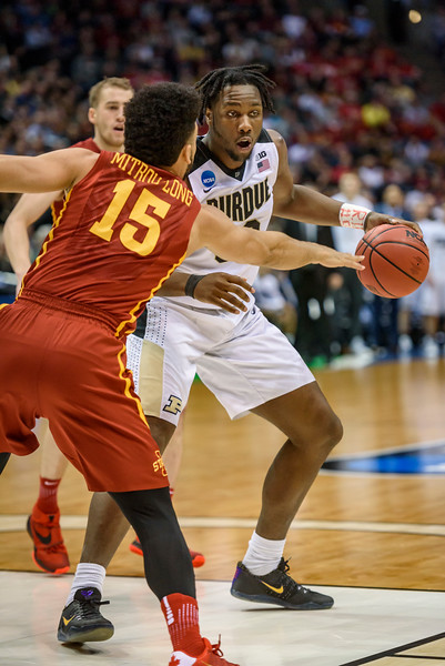 3/16/17 NCAA Tournament, Iowa State