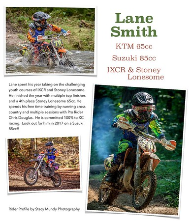 Rider Profiles
