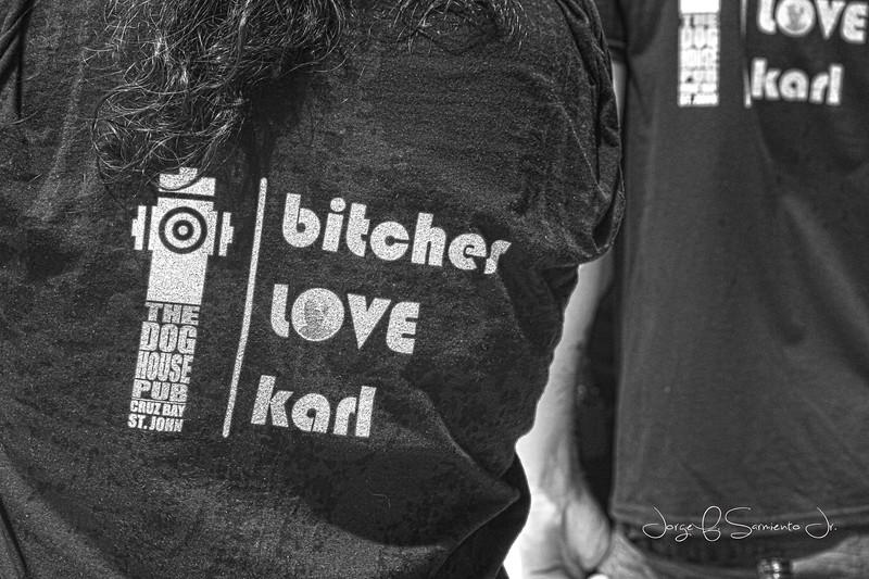 BITCHES LOVE KARL