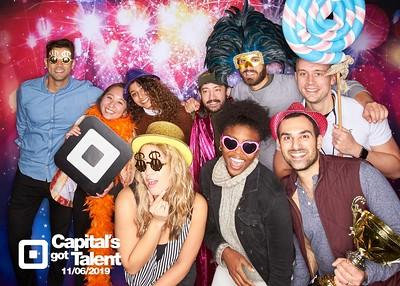 Square Capital's Got Talent