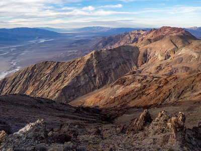 Mount Perry - Death Valley NP 12-31-17