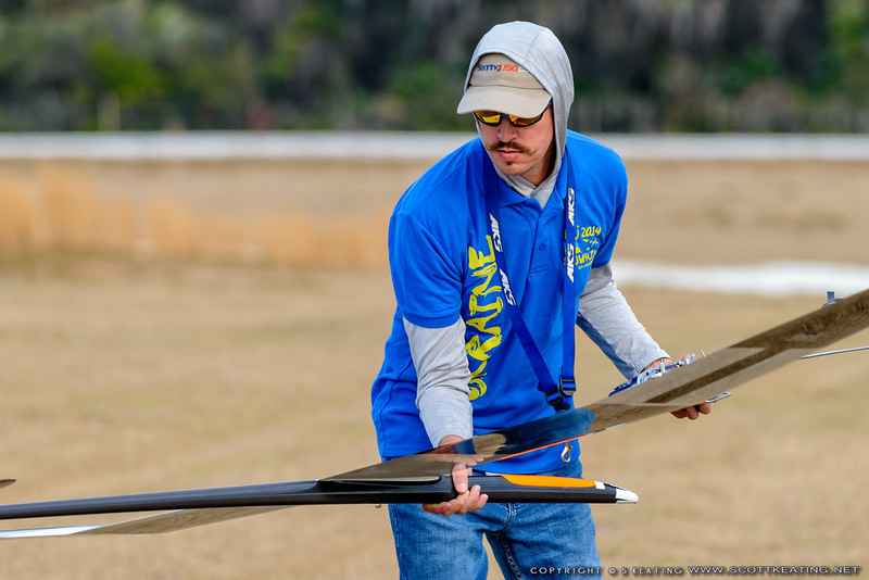 Jody Miller - FSS (Florida Soaring Society) contest #1 2018, hosted by the Orlando Buzzards in Christmas, Florida