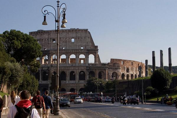 Rome, Italy: Colosseum