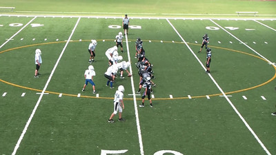 ONW Black BVNW 2010 Scrimmage