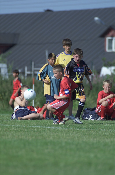 USA - United Soccer Academy - Matches - Goteborg, Sweden, July 16, 2002