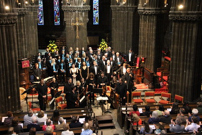 Glasgow Cathedral Choral Society - Bach and Haydn - 21 May 2016