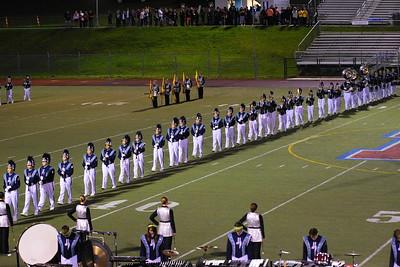 10-12-2013 Hempfield Band at McKeesport TOB Show