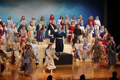Performing Arts Past Seasons