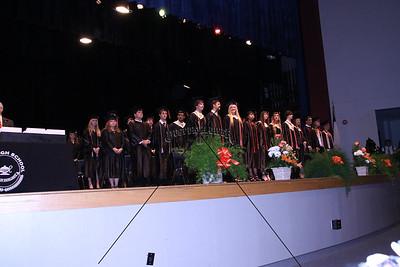 Llano High School Graduation 2015