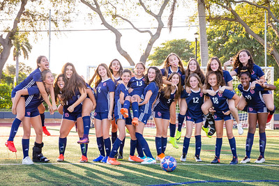 2019-20 Middle School Girls Soccer
