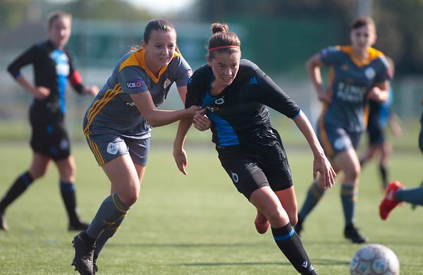 20190914 - Club Brugge Vrouwen  - OHL Leuven Vrouwen