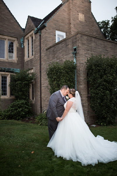 Mollie & Brian's Rainy Boston Wedding