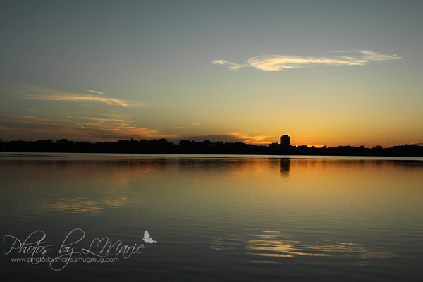 Lake Calhoun Sunset