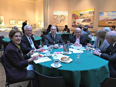 April 26, 2018 - NYC Corporate Law Alumni Breakfast