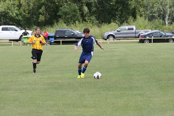 2013.10.8 MS Soccer