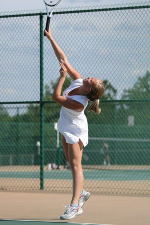 2008 Oakwood High School Girls Tennis