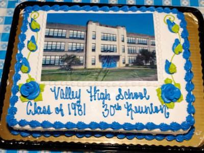 Valley High - Class of 1981