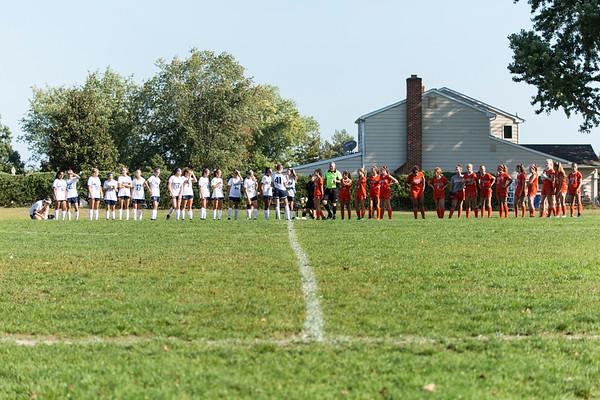 Frosh VS Cherokee Sept 28