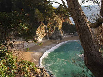 Big Sur, Winter, 2005