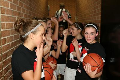 Girls Varsity Basketball - 2007-2008 - 12/4/2007 Ravenna