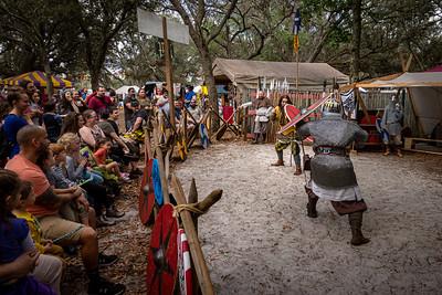 Wyrdwood Vikings Duel
