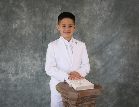 My 1st Holy Communion - Castillo - May 18, 2019