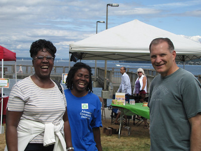 Tacoma Healthy Families Event