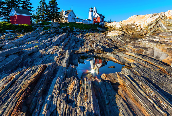 Pemaquid point Lighthouse, Bristol Maine