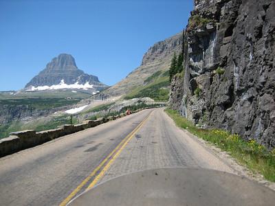Glacier National Park - August, 2006