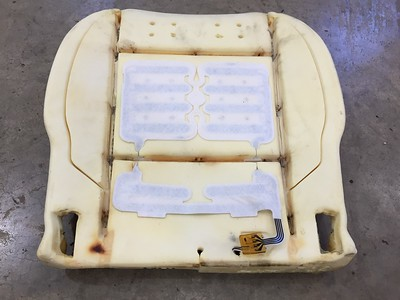 E53 seat parts