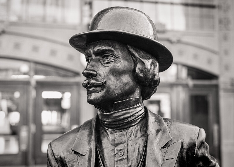 NEW BEGINNINGS, Celebrating The Centennial of The City of Tacoma, 1884 - 1984, Sculpture by Larry Anderson
