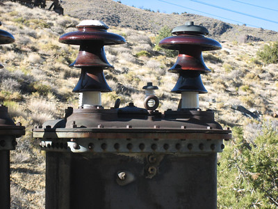 Inyo Mountains - Salt Tram Mid Station